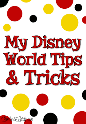 Great tips & tricks if you're planning a Disney World vacation!  Includes info on hotels, dining plan, the planning process, and more.