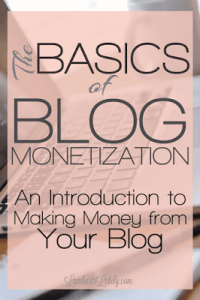 The Basics of Blog Monetization: An Introduction