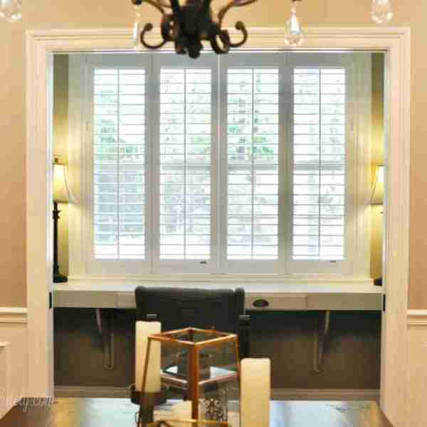 Plantation Shutters 101 (Part 2: Installing and Finishing)