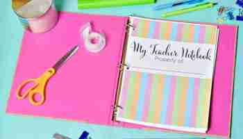 The Ultimate Teacher Planner Lamberts Lately