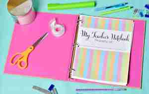 The 2018-2019 Ultimate Teacher Planner