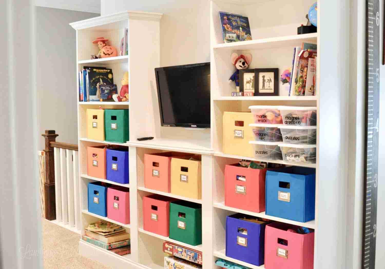 Small Kids Playroom Ideas Children