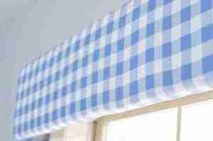 How to Make a No-Sew Cornice Board