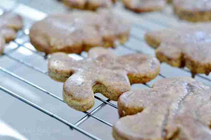 Cinnamon Marble Sugar Cookies