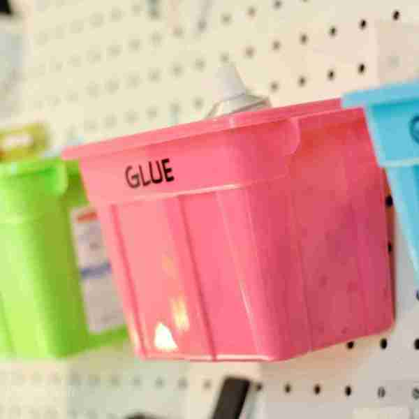 How to Organize a Craft Room: My Simple Process