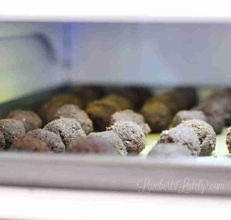 Brownie Bombs are just like the cake pops you all know and love - just in a rich, chocolate form! These cake balls made with simple brownie mix are so easy to make - just 4 ingredients in the recipe.