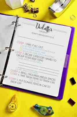 declutter_checklist