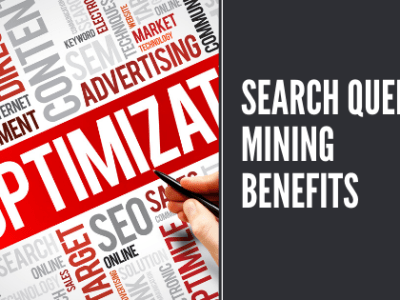 search query mining benefits