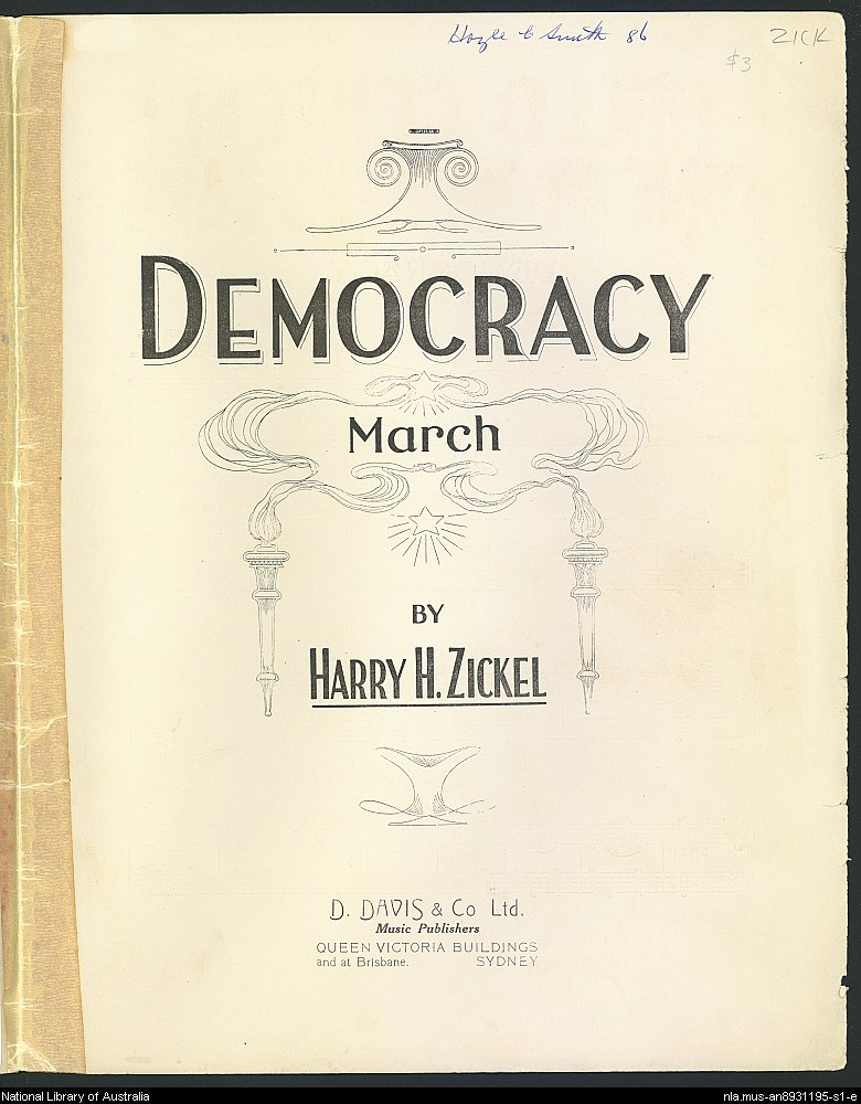 Democracy March - 0