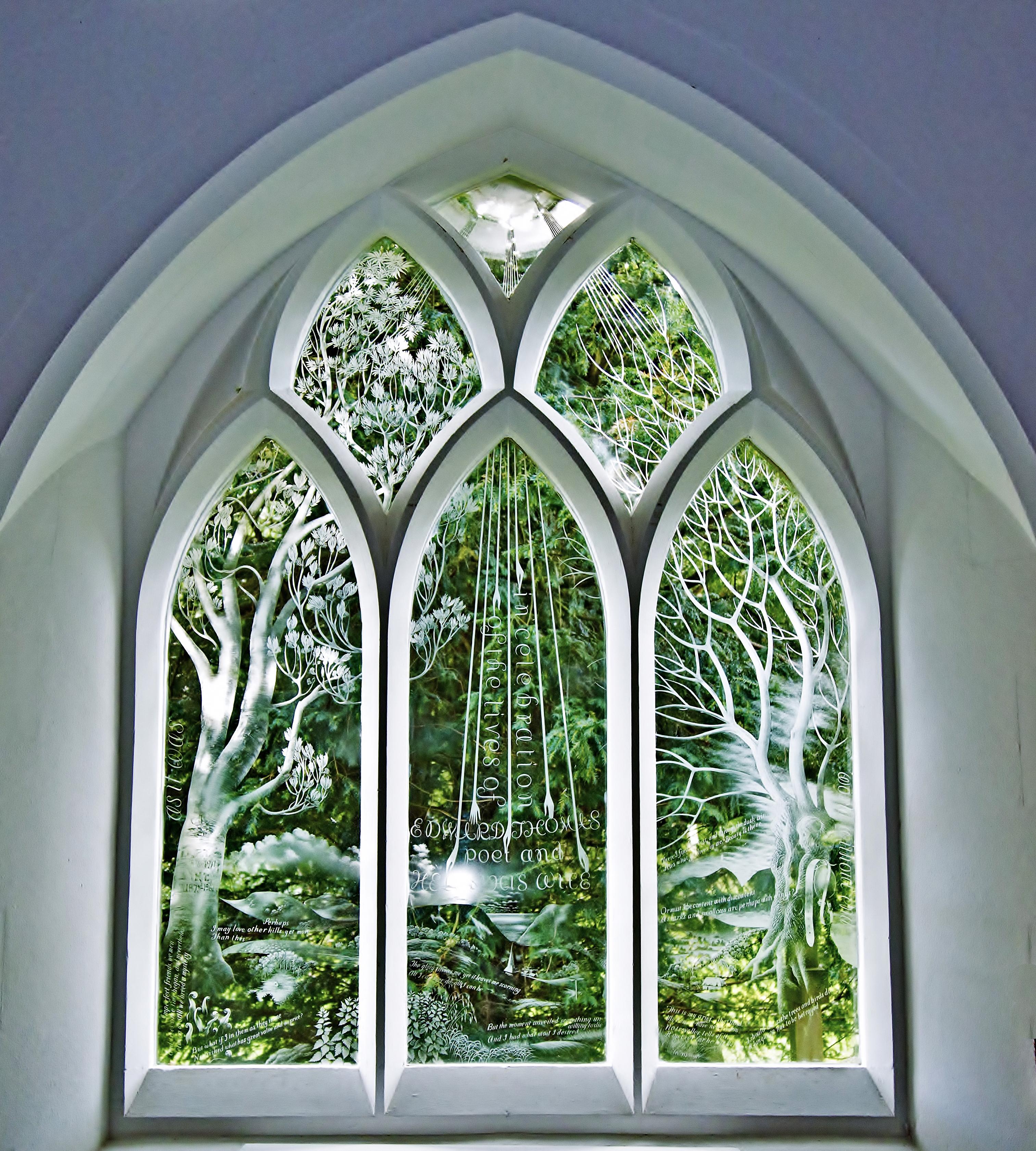Thomas/Whistler Window