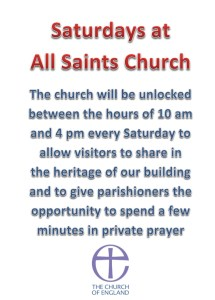 Visit All Saints @ All Saints, East Garston