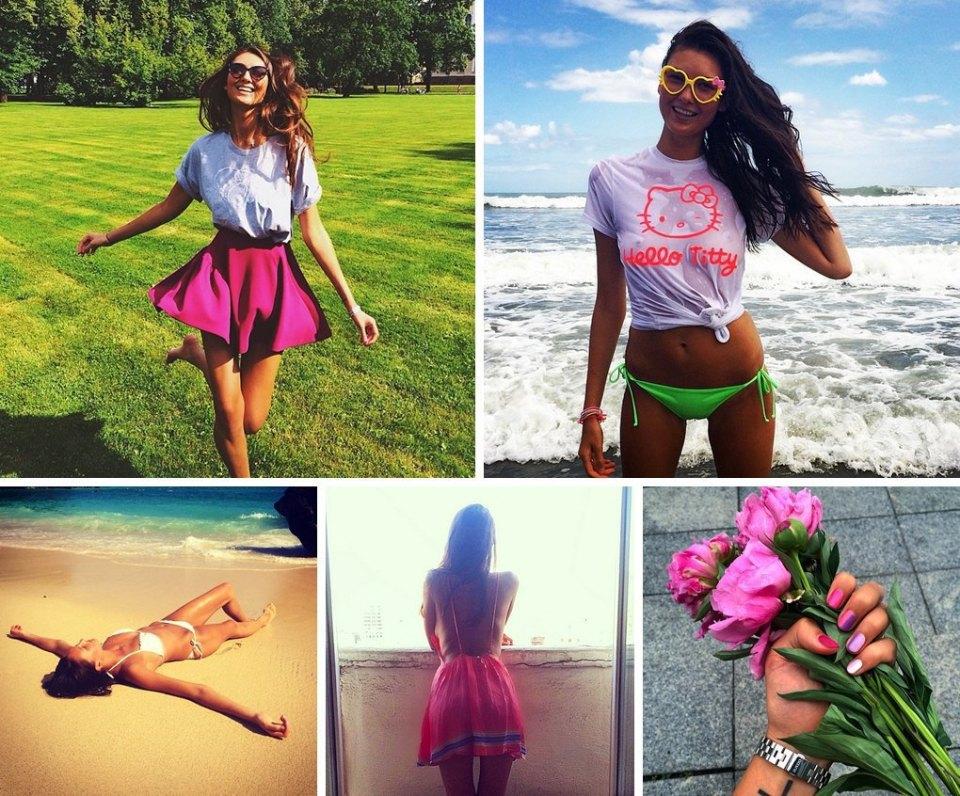 Лето девушек FURFUR в Instagram. Изображение № 5.
