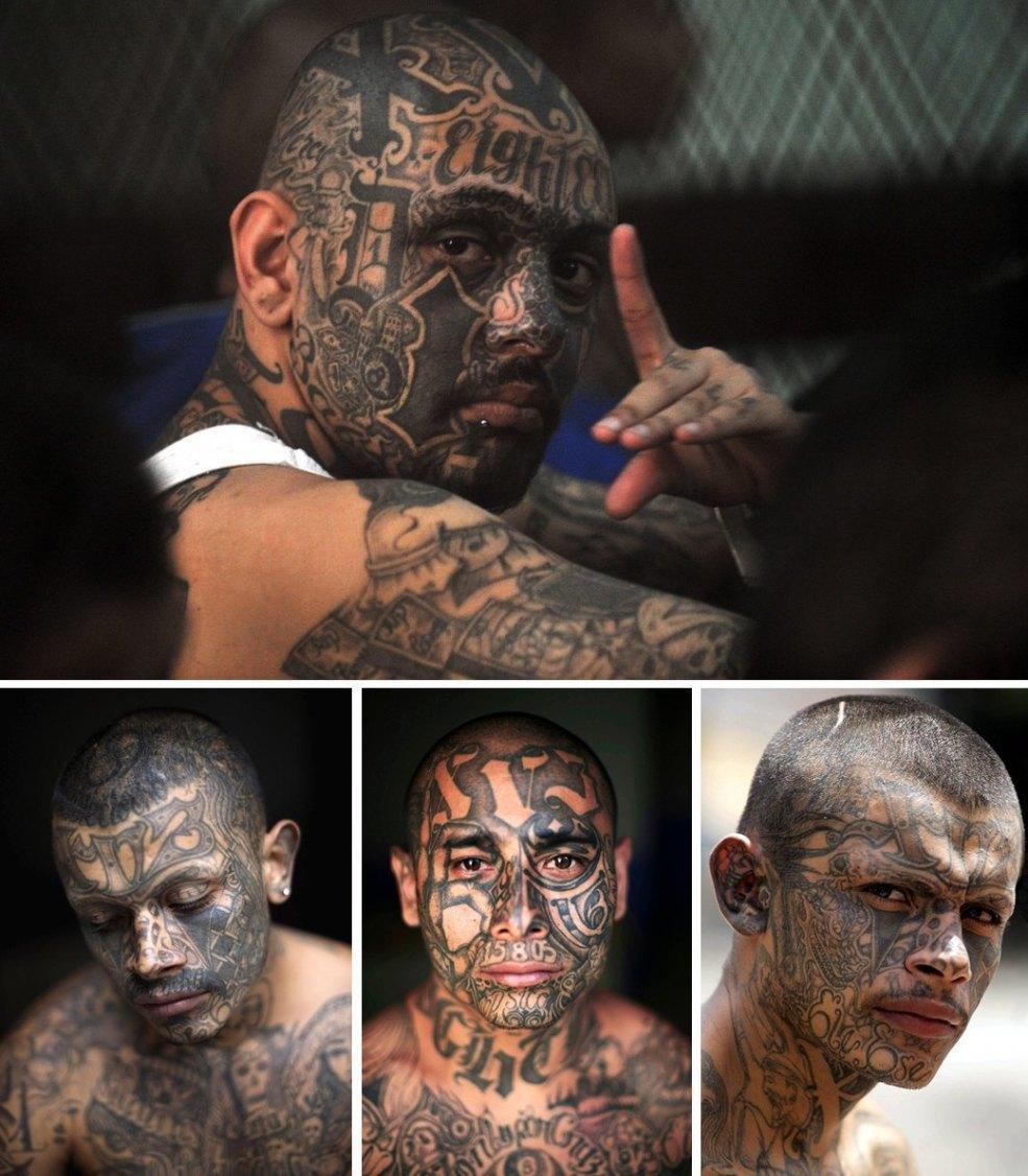 гид по культуре американских тюремных тату Furfur