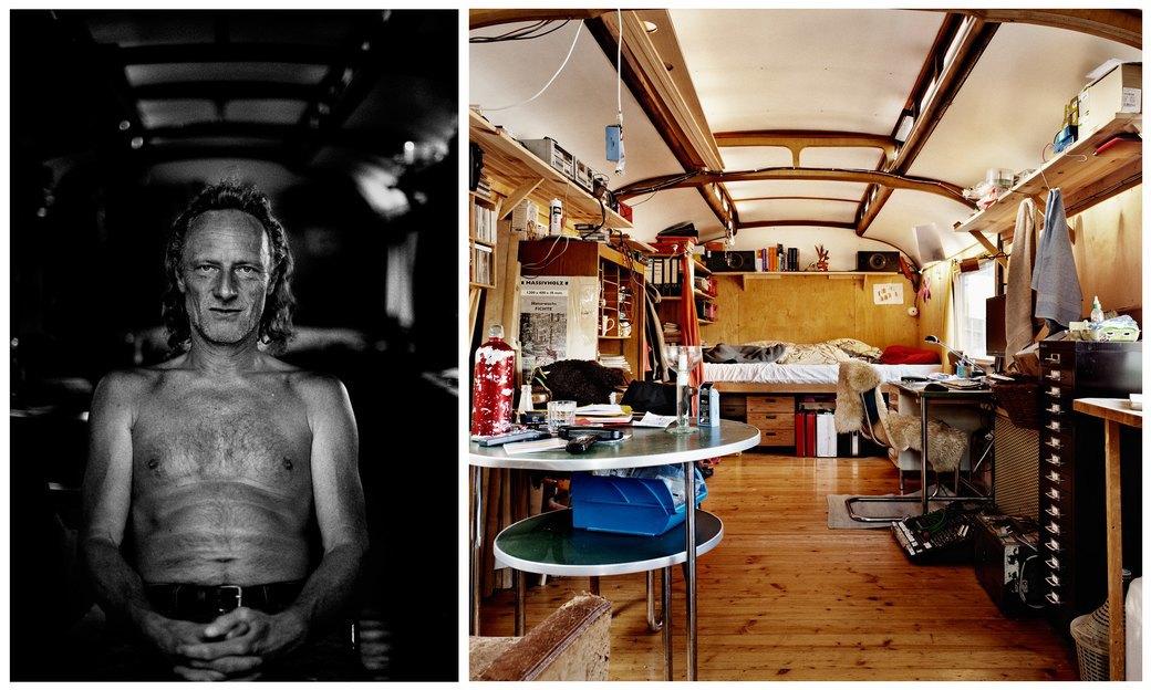 Квартира на колёсах: Как живут люди, отказавшиеся от комфорта традиционных домов. Изображение № 2.