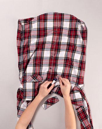 3000 идей переделки одежды из старой в стильную. Изображение № 39.
