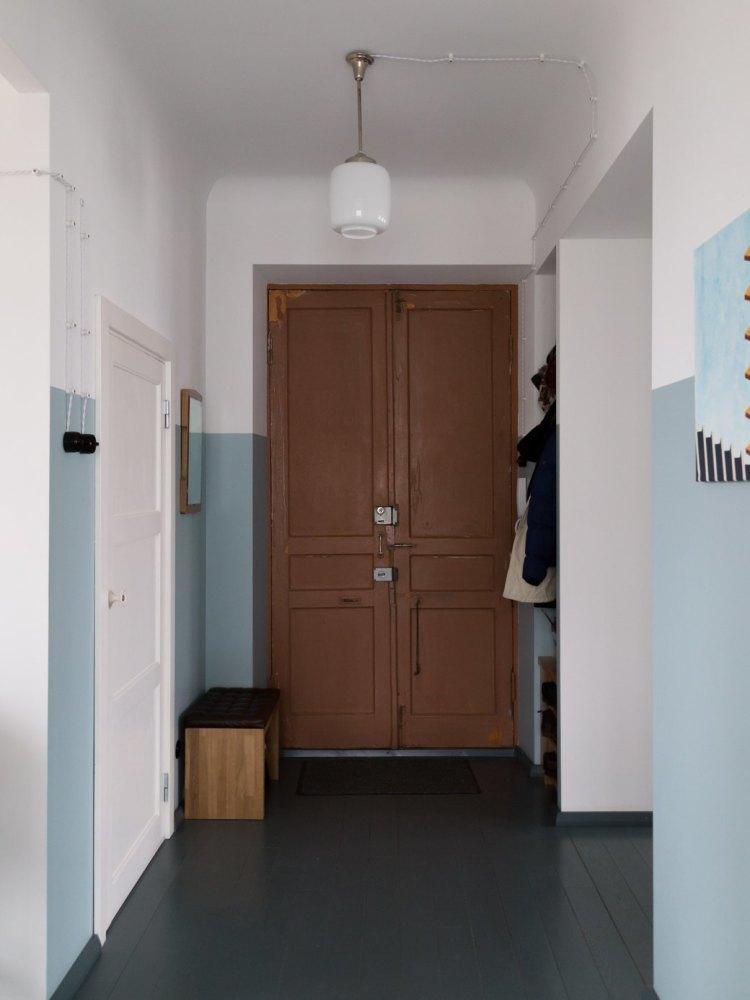 Просторная квартира сотсылками ксоветскому авангарду. Изображение № 22.