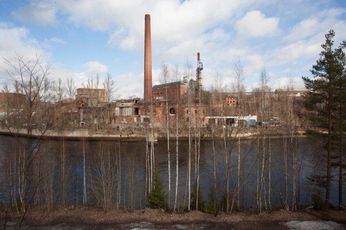 На берегу Светогорской ГЭС. Изображение № 18.