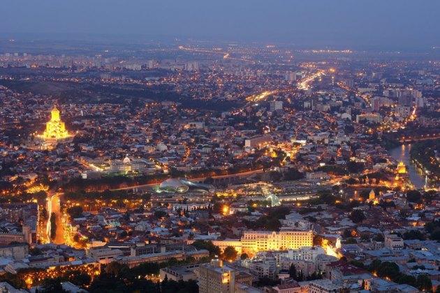 3 прогулочных маршрута по Тбилиси . Изображение №74.