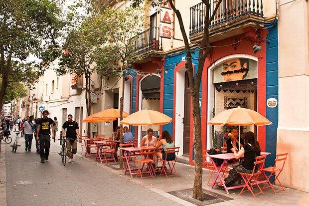 10 мест в Барселоне, куда ходят сами барселонцы. Изображение № 2.