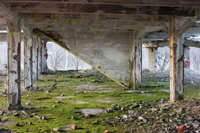 Руины в посёлке Лесогорском. Изображение № 4.