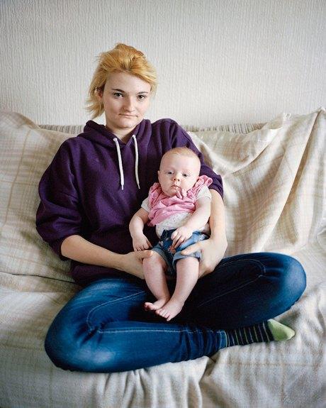 «Be Still, My Heart»: Грустные и счастливые истории юных матерей. Изображение № 24.
