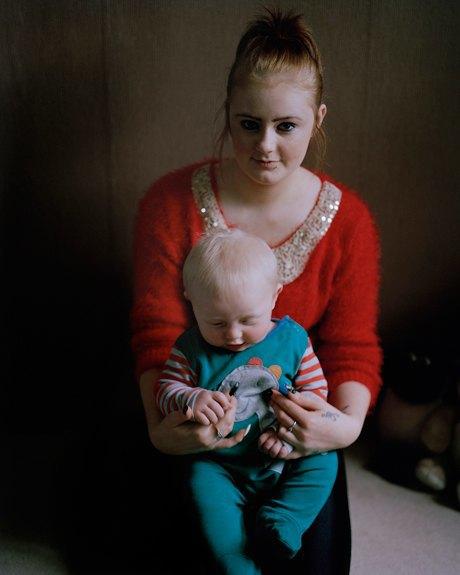 «Be Still, My Heart»: Грустные и счастливые истории юных матерей. Изображение № 13.