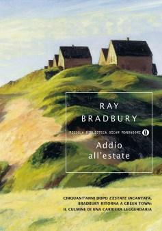 cover Addio all'estate - Bradbury