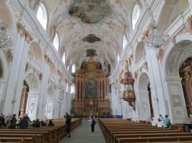 Inside the Jesuit Church