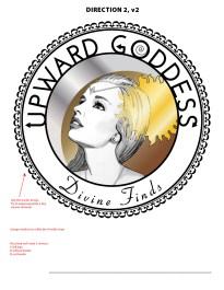 Upward Goddess, logo v2_Artboard 1