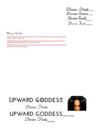 Upward Goddess, logo v2_Artboard 3