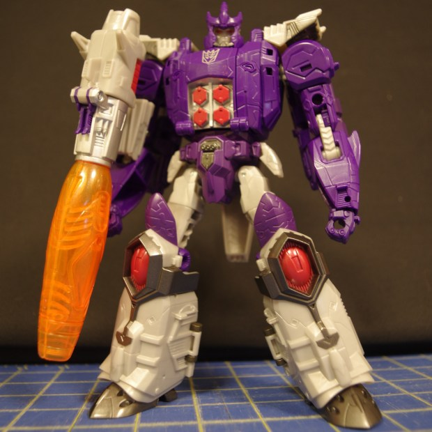 Titans Return Galvatron