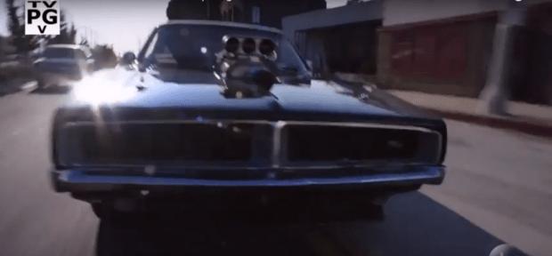 Ghost Rider Car