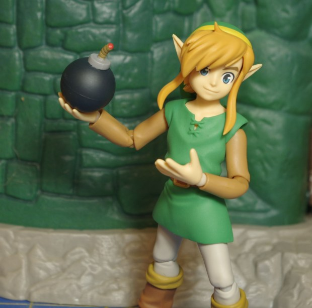 Figma Link - With Bomb