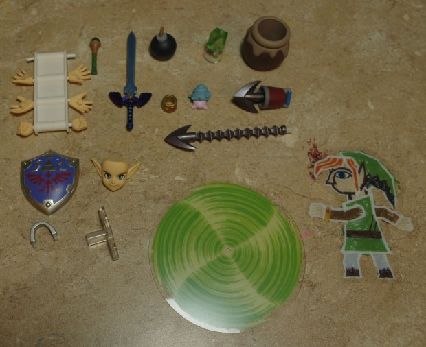 Figma Link - Accessories