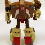 Titans Return Chromedome