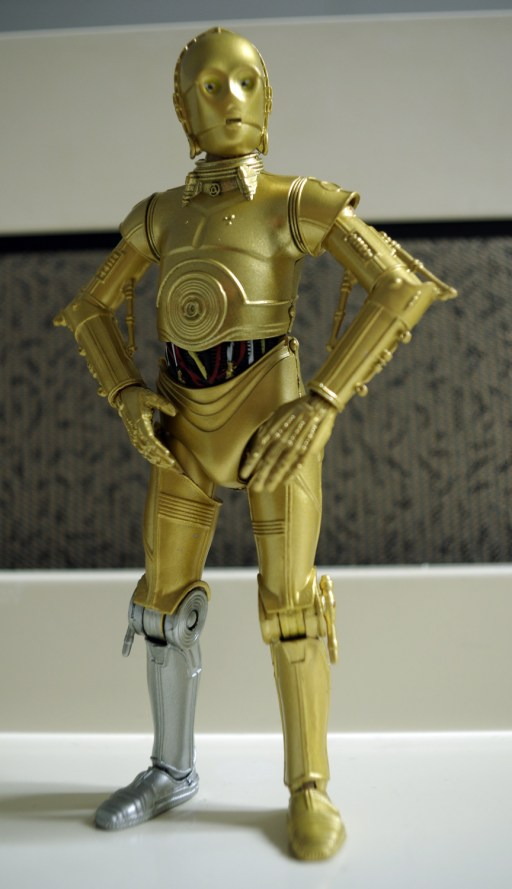 Star Wars Black Series C-3P0