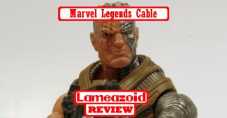 Cable - Marvel Legends - Juggernaut Wave
