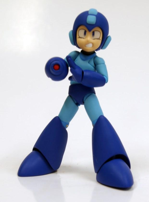 "Sentinel Mega Man 4"""