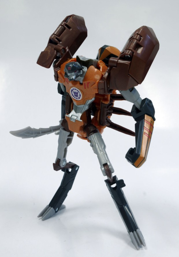 Transformers Robots in Disguise Scorponok