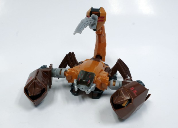 Transformers Robots in Disguise Scorponok