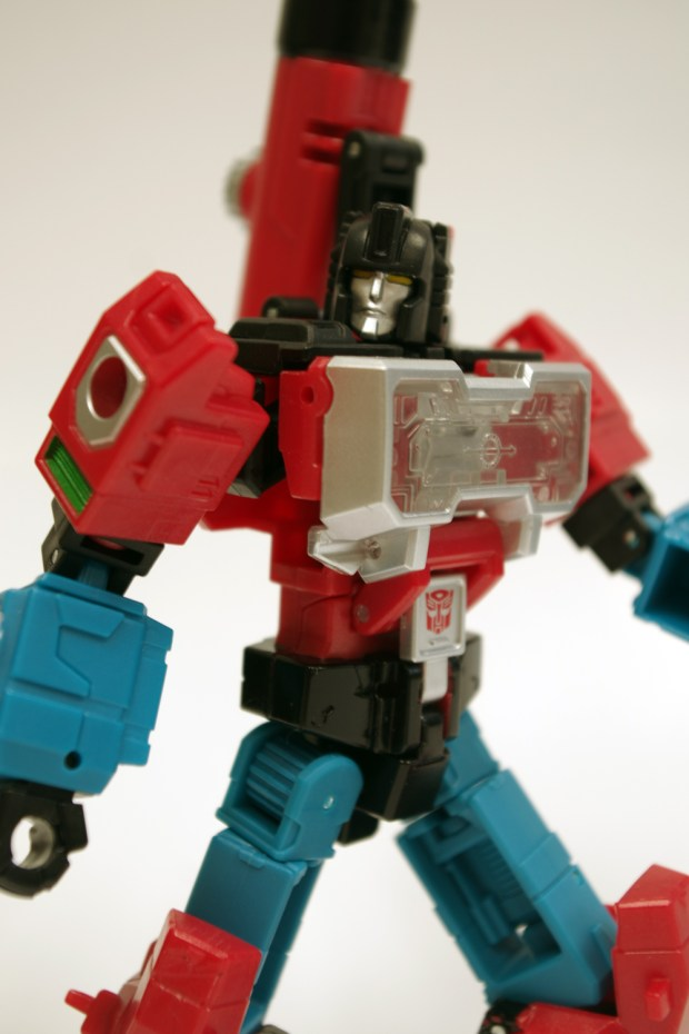 Transformers Titans Return Perceptor