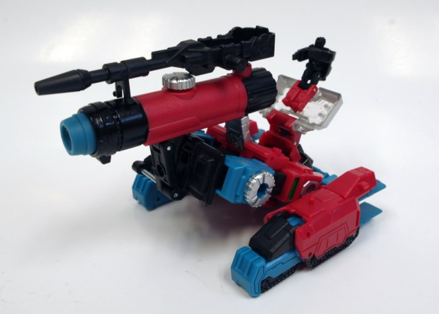 Transformers Titans Return Perceptor
