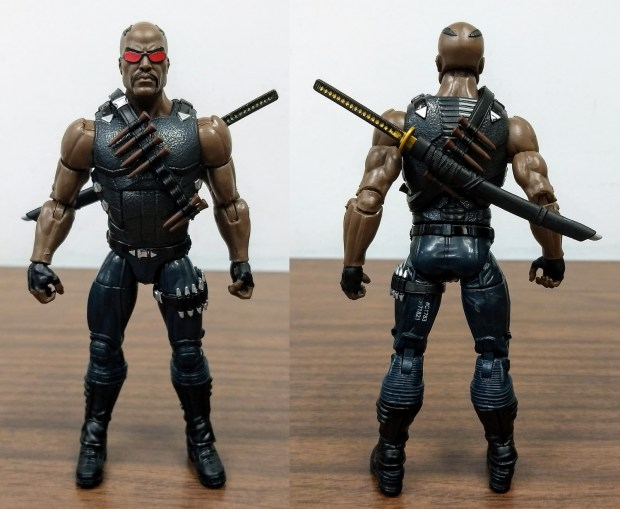 Marvel Legends Blade