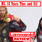 Lameazoid_Review_Marvel_Legends_10_Years_Thor_and_Sif
