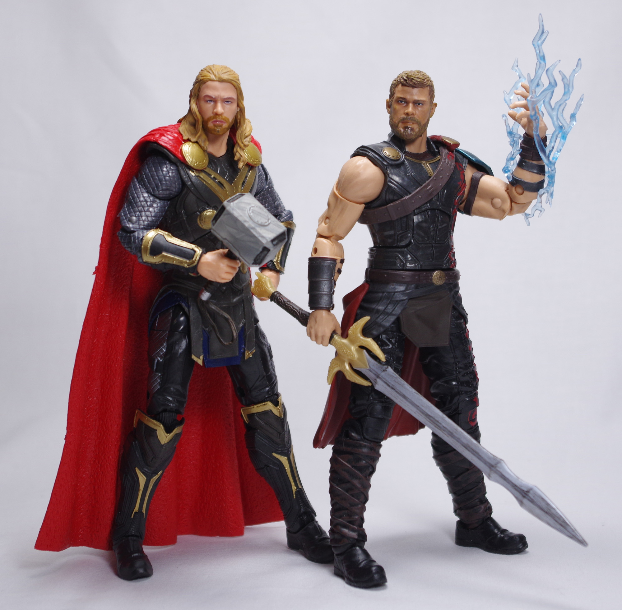 Marvel Legends Studios First 10 Years 10th Anniversary THOR Loose FIGURE No Sif