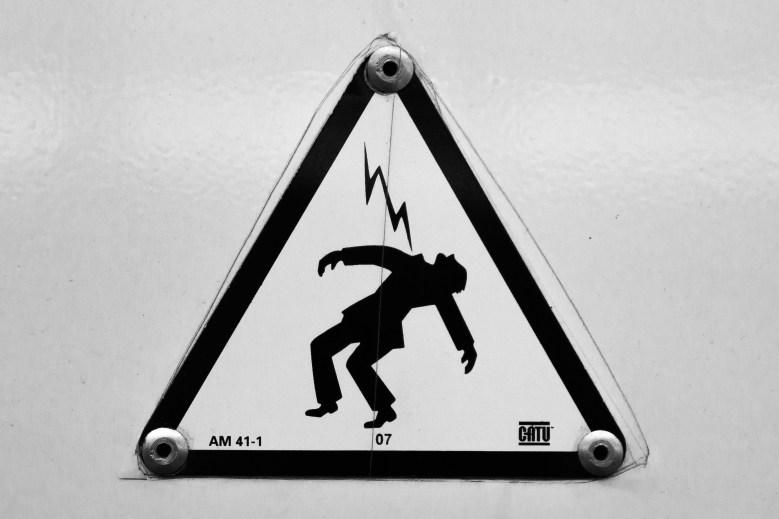 Subway warning