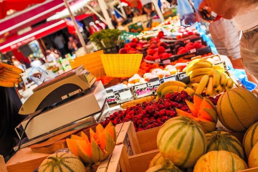 Aix en Provence open market