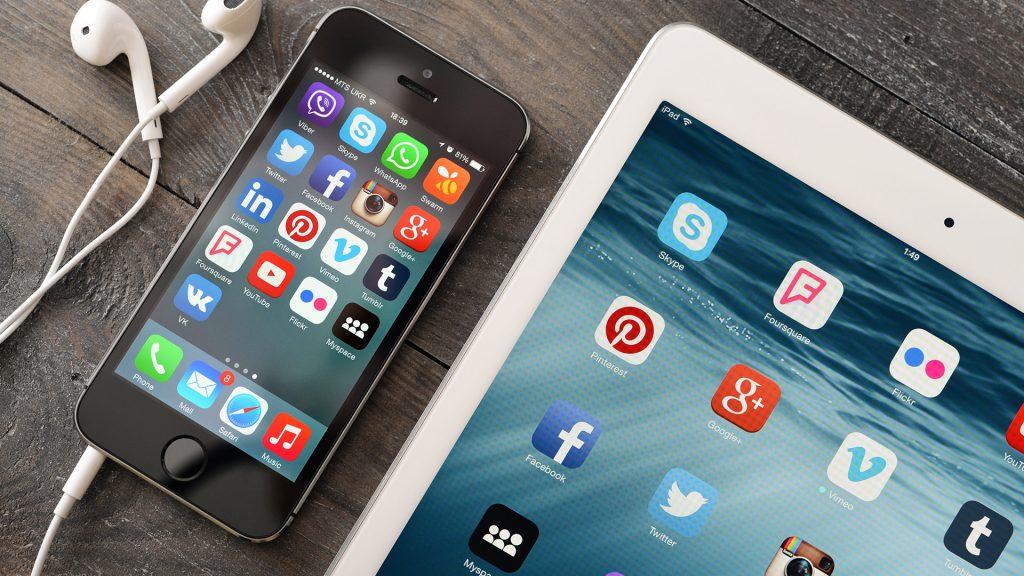 social media 2017