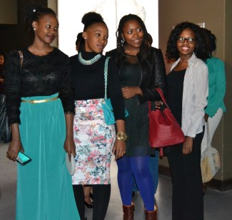 FEMININITY: The School of Accounting hosted a high tea at the Origin's Centre on Saturday, August 9, to celebrate Women's Day and honour young female students. Photo: Lameez Omarjee