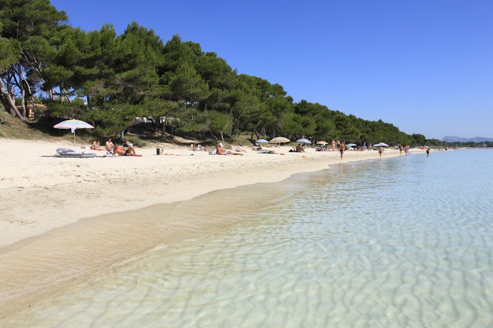 Playa Muro La Mejor Playa
